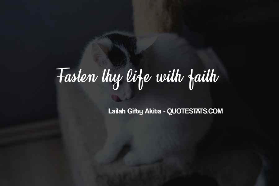 Fasten'd Quotes #756187