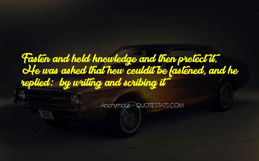 Fasten'd Quotes #988642