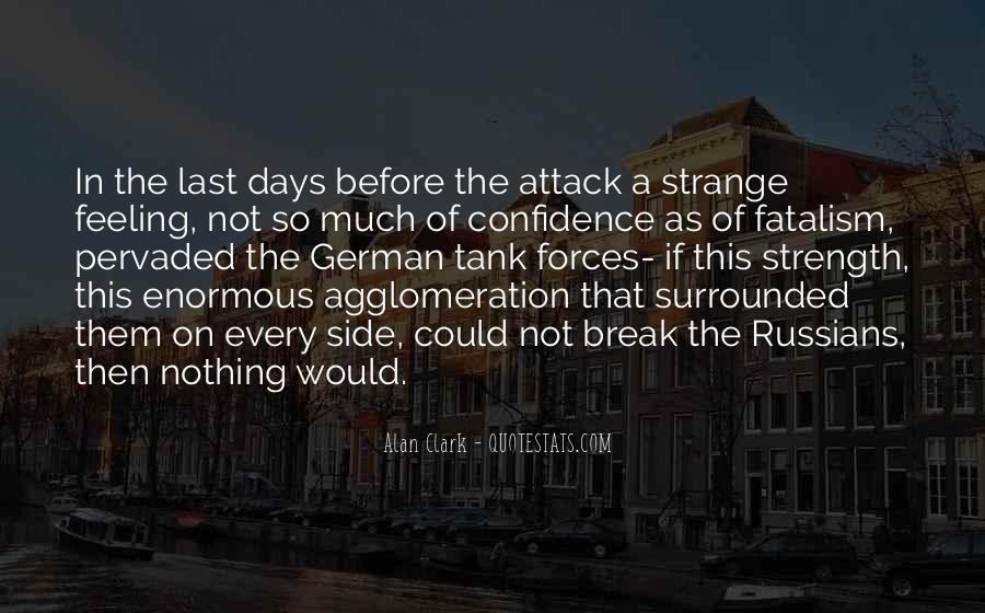 Fatalism's Quotes #1263681