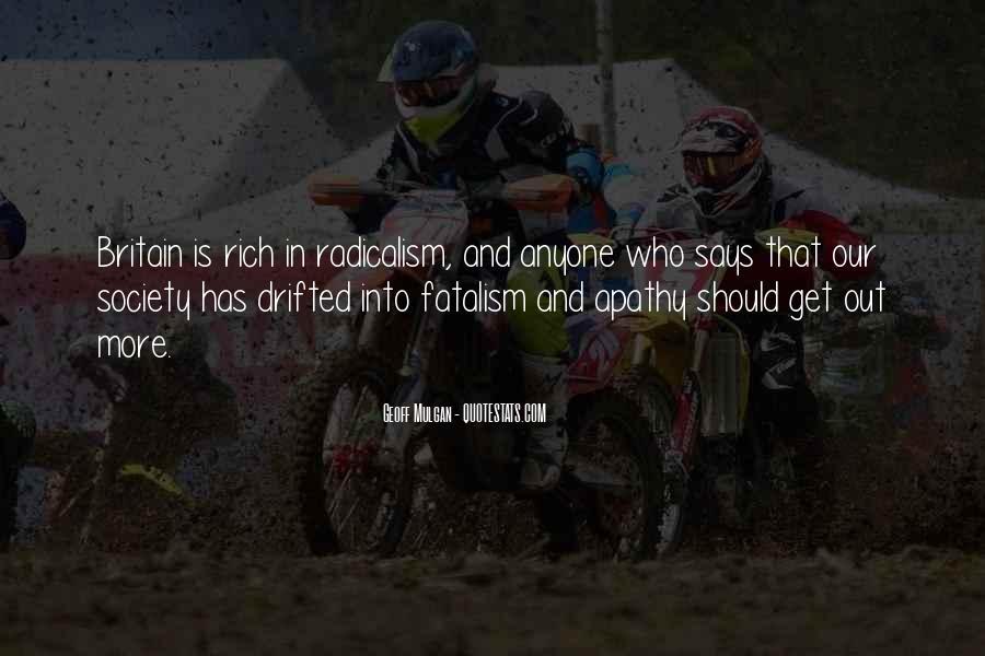 Fatalism's Quotes #1389419