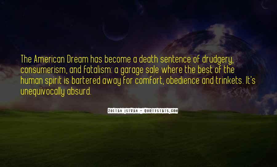 Fatalism's Quotes #1679348