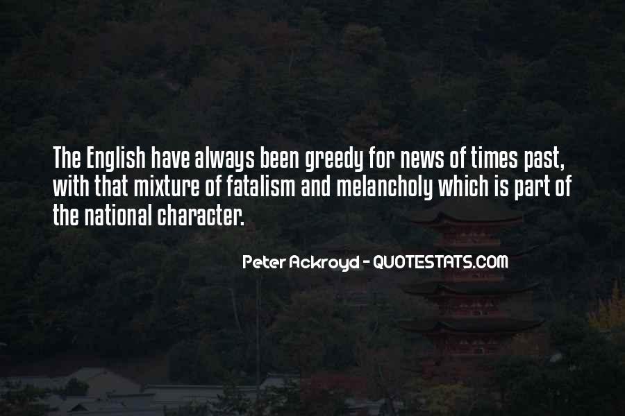 Fatalism's Quotes #522991
