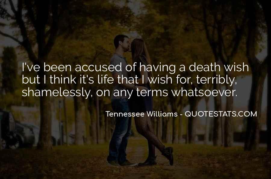 Fatalism's Quotes #894797