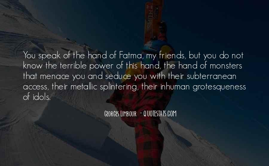 Fatma Quotes #1661273