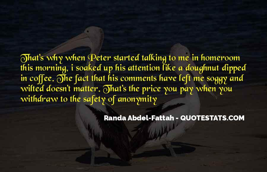 Fattah Quotes #1475359