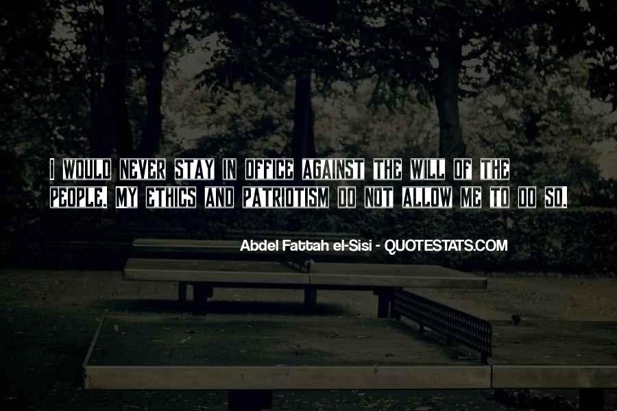 Fattah Quotes #81922