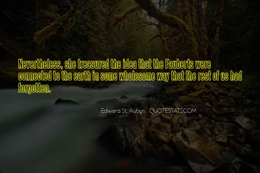Fauberts Quotes #1065656