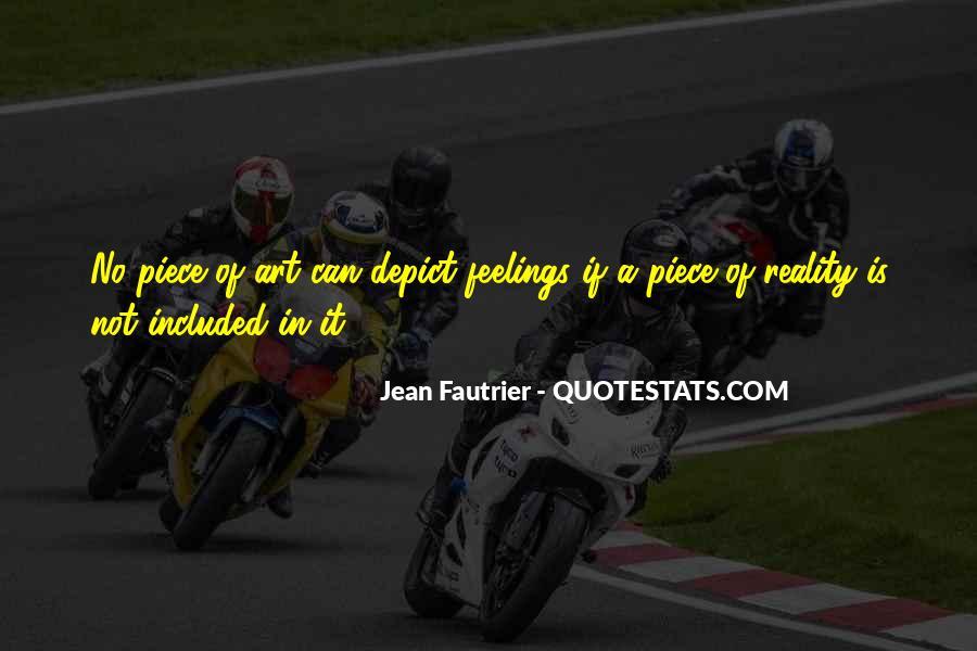 Fautrier's Quotes #99185