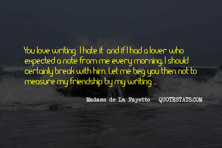 Fayette Quotes #1597172