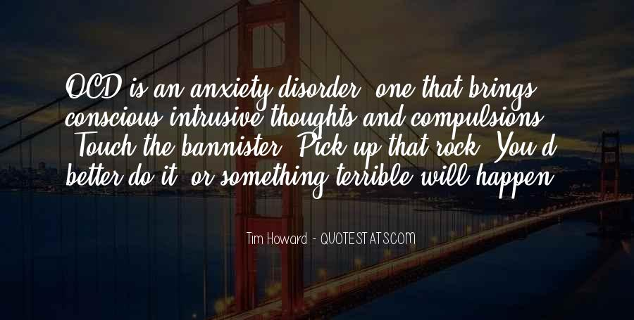 Quotes About Ocd And Anxiety #686588