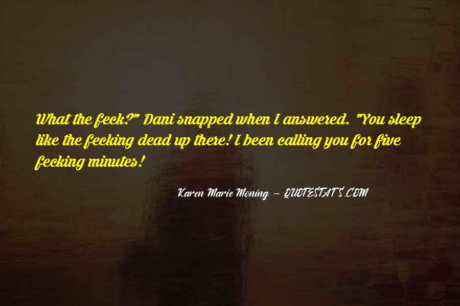 Feck Quotes #452454