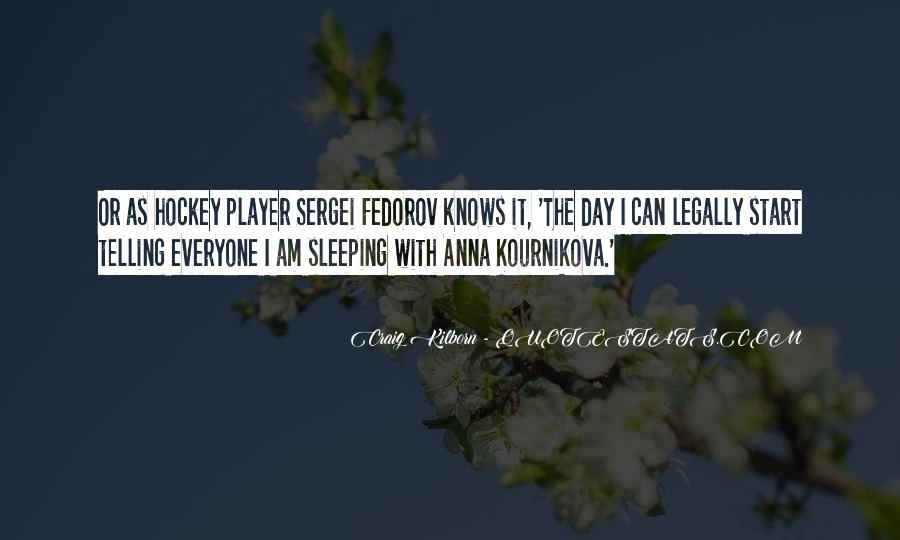 Fedorov's Quotes #32830