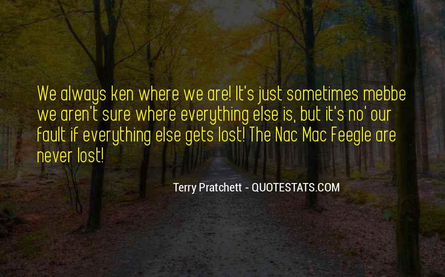 Feegle Quotes #1037636