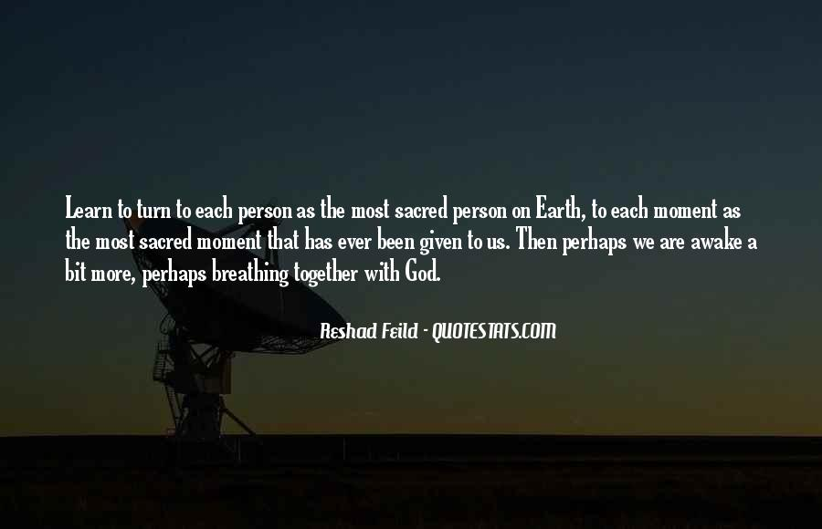 Feild Quotes #1528337