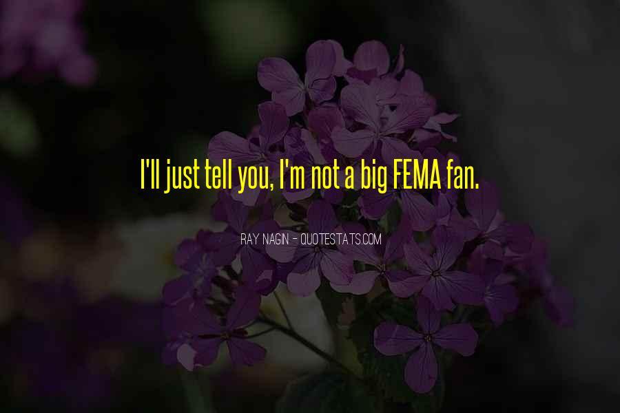Fema Quotes #121518