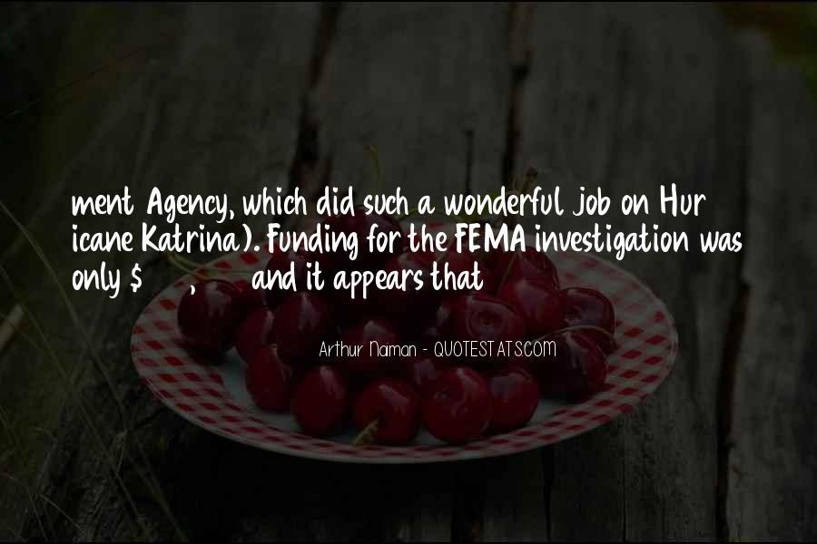 Fema Quotes #1875999