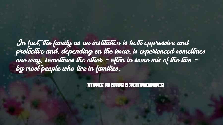 Quotes About Issues With Family #369399