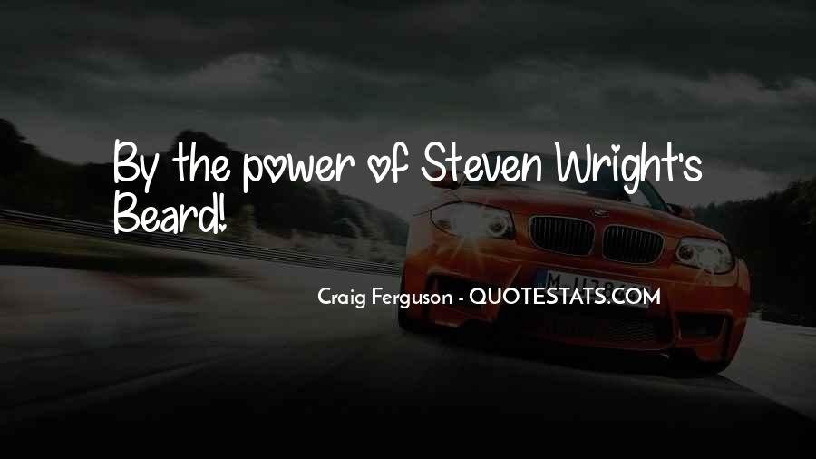 Ferguson's Quotes #107945