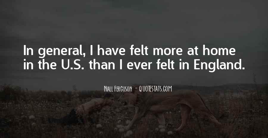Ferguson's Quotes #171765
