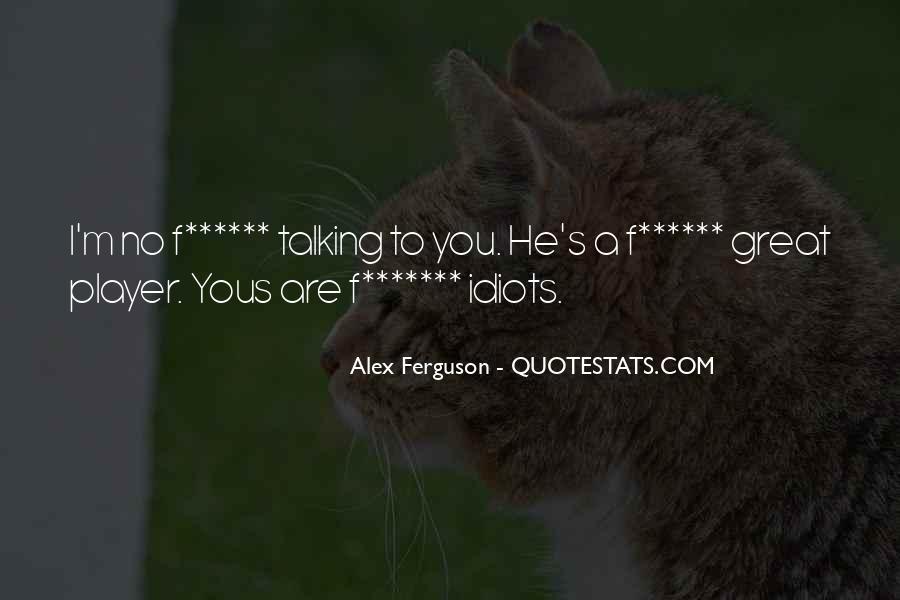 Ferguson's Quotes #182781