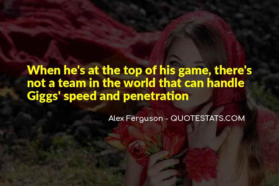 Ferguson's Quotes #295634
