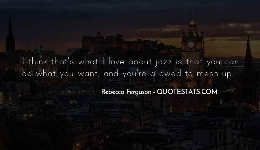 Ferguson's Quotes #297843
