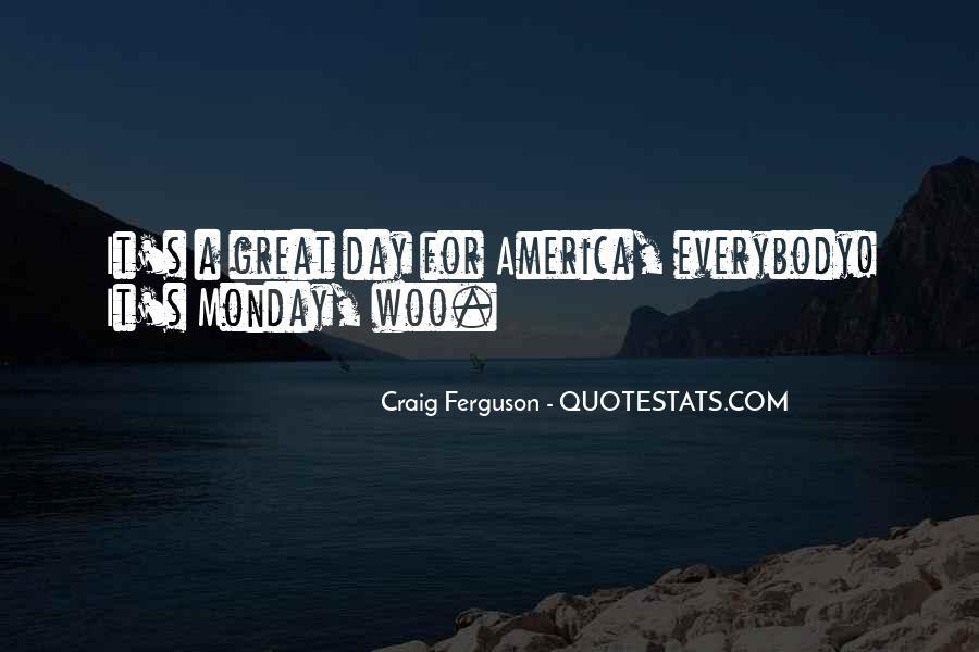 Ferguson's Quotes #302791