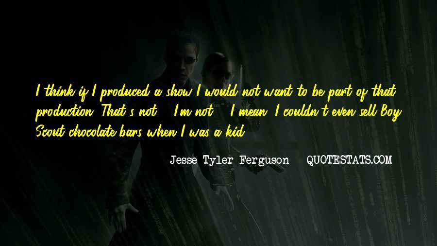 Ferguson's Quotes #319964