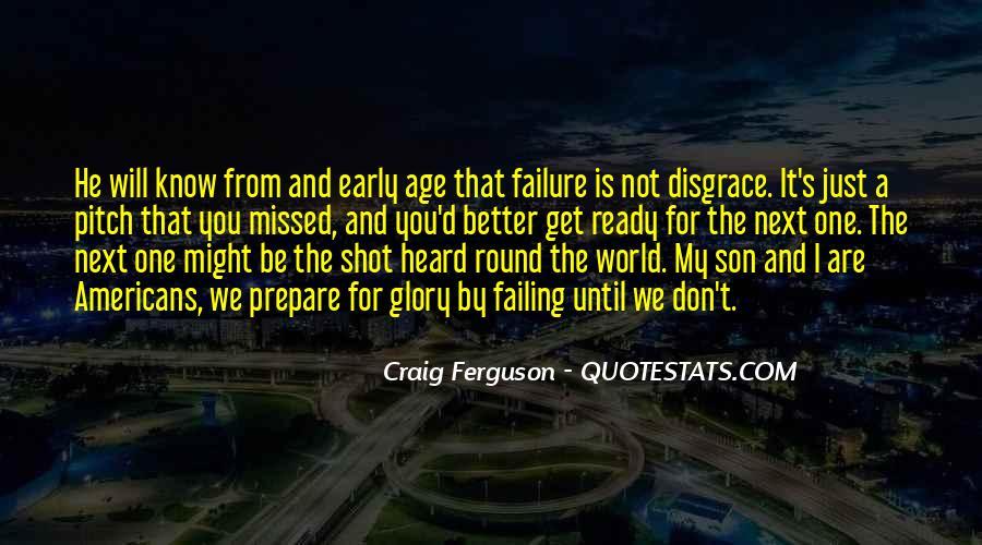 Ferguson's Quotes #410690