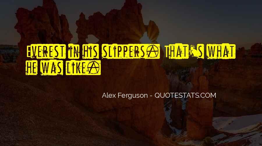 Ferguson's Quotes #421084