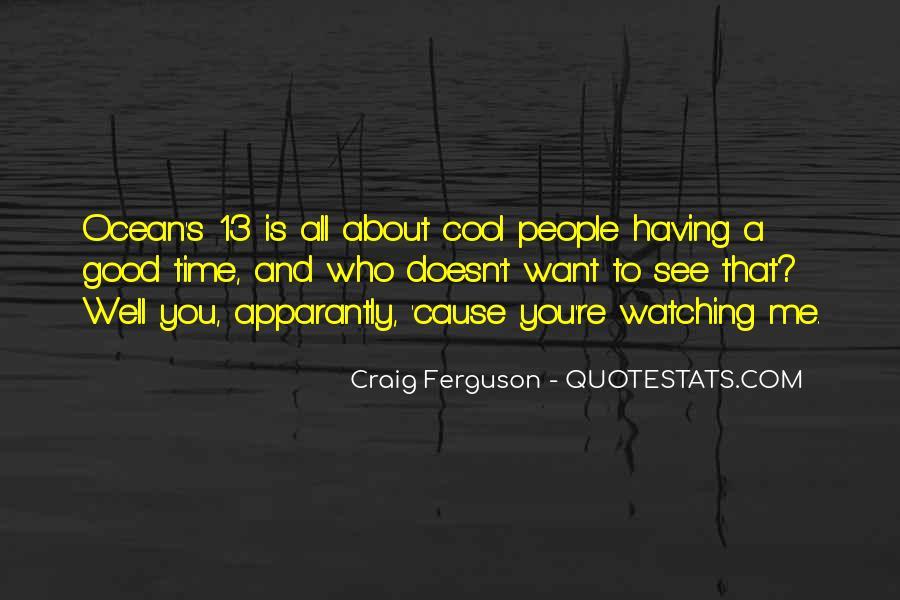 Ferguson's Quotes #460694