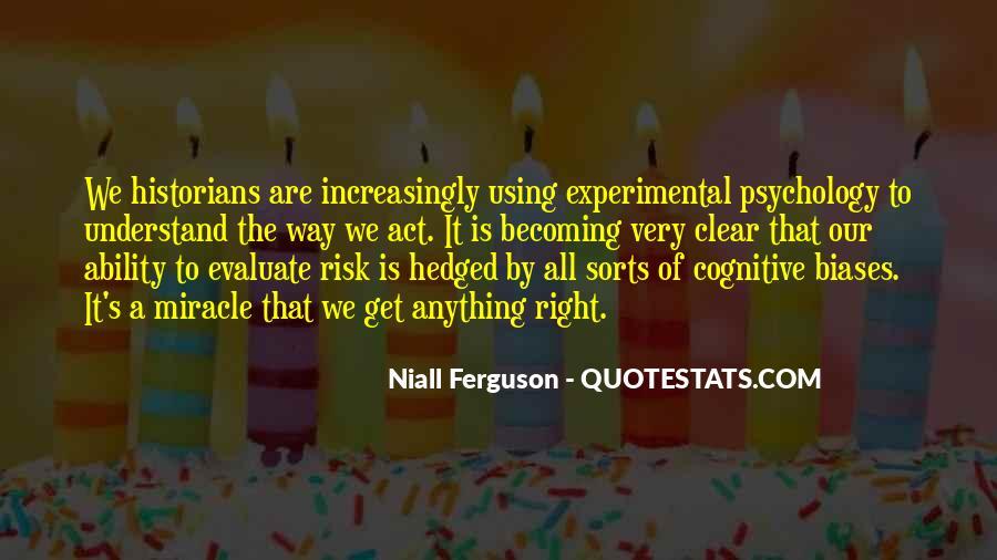 Ferguson's Quotes #479634