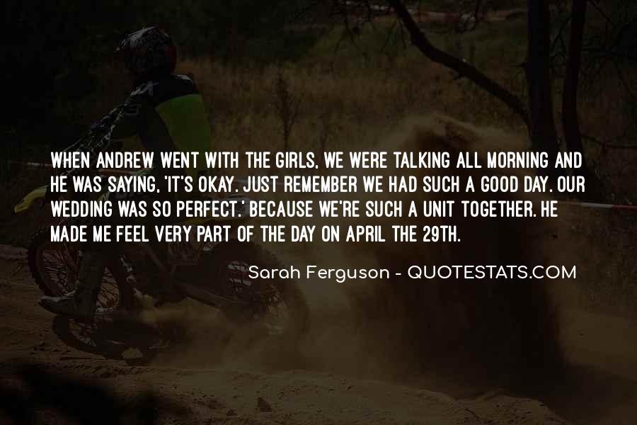 Ferguson's Quotes #592217