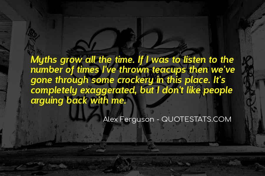 Ferguson's Quotes #65082