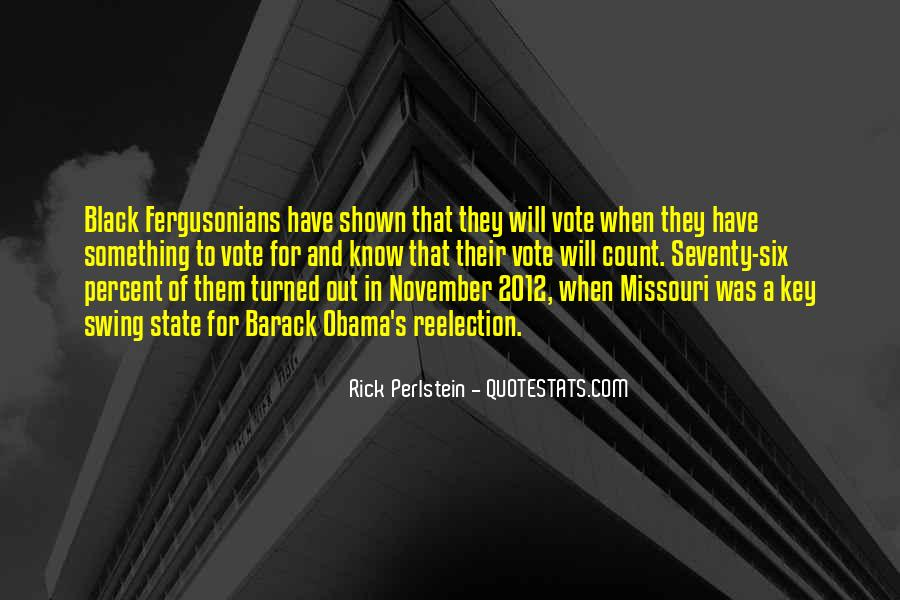 Fergusonians Quotes #481969