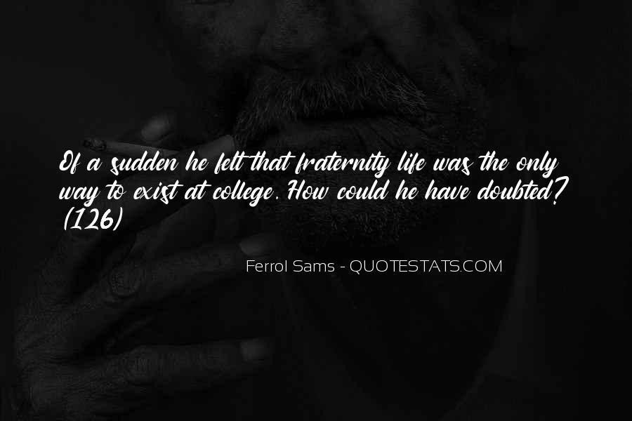 Ferrol Quotes #102671