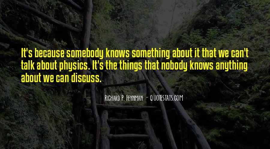 Feynman's Quotes #1068842