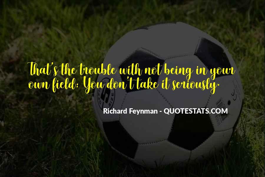 Feynman's Quotes #1100970