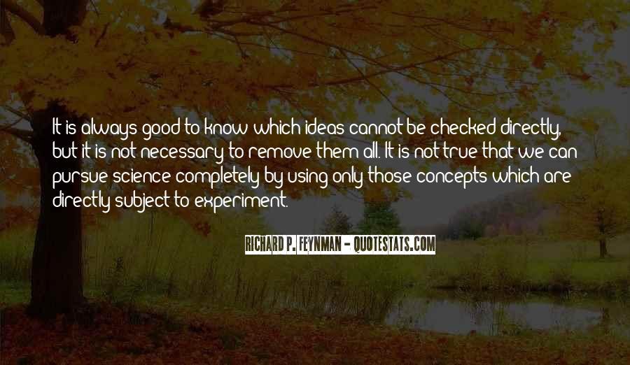 Feynman's Quotes #110165