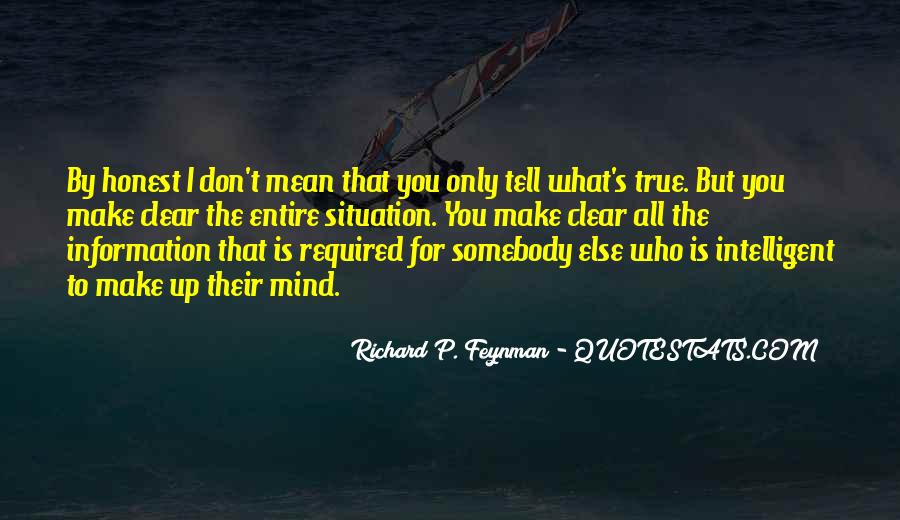 Feynman's Quotes #1173740