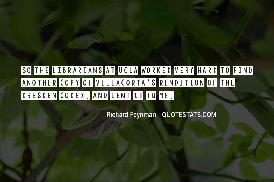 Feynman's Quotes #1207119