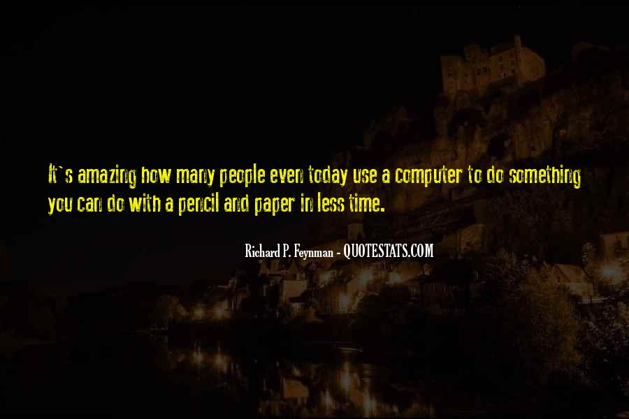 Feynman's Quotes #1229836