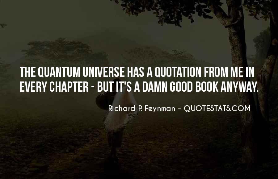 Feynman's Quotes #1268819