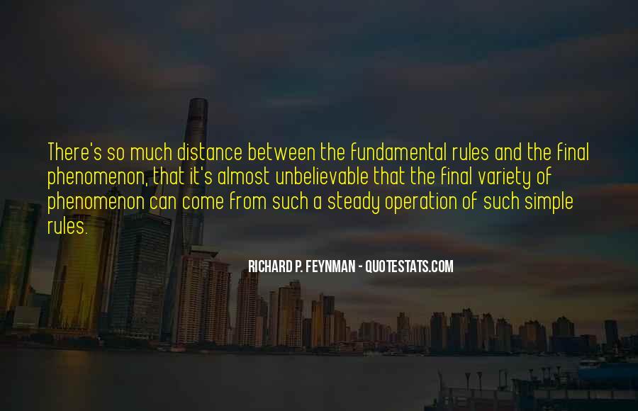 Feynman's Quotes #1276810