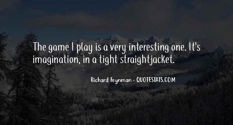 Feynman's Quotes #1367121