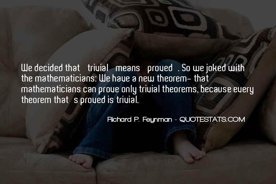 Feynman's Quotes #1628037