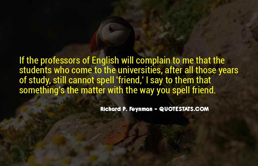 Feynman's Quotes #165616