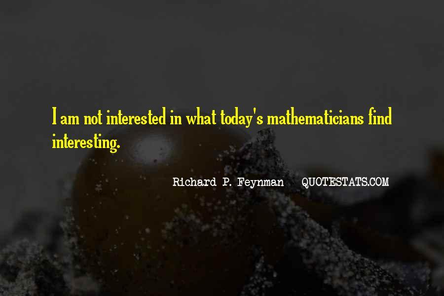 Feynman's Quotes #1710842