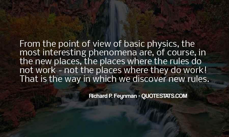 Feynman's Quotes #18095
