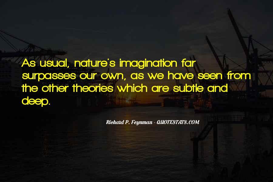 Feynman's Quotes #316182